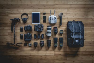 Camera Equipment for New Photography Business